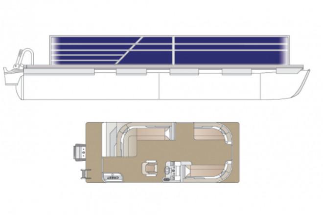 2022 Crest CLASSIC LX 200 L