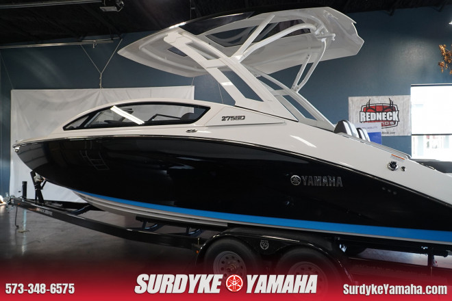2021 Yamaha 275SD
