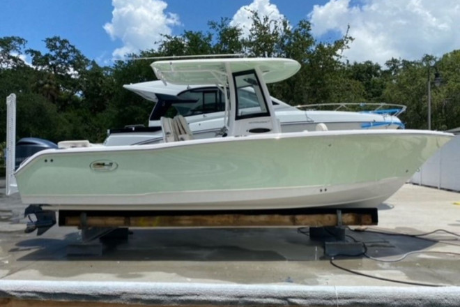 2020 Sea Hunt 255 Ultra SE