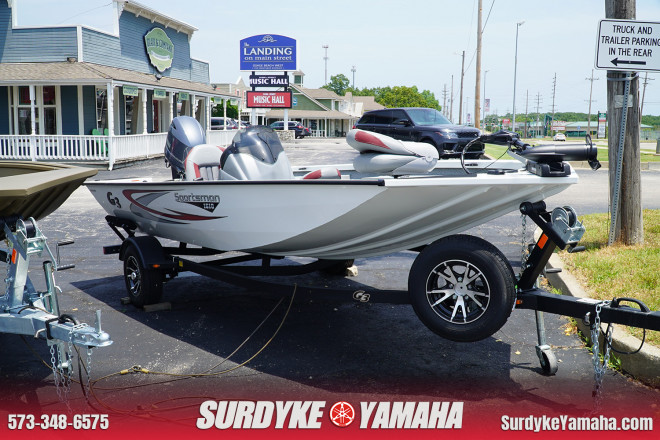 2021 G3 Boats SPORTSMAN 1610VNL