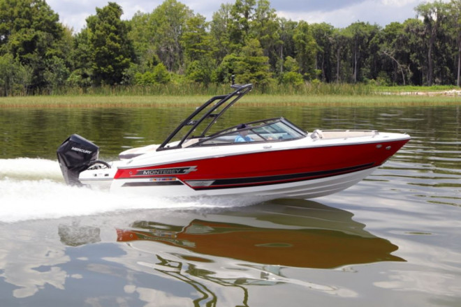 2021 Monterey SS Series (Outboard)
