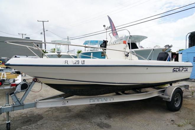 2002 Sea Fox 19