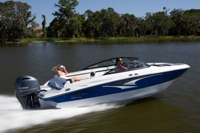 2021 Monterey M Series (Outboard)