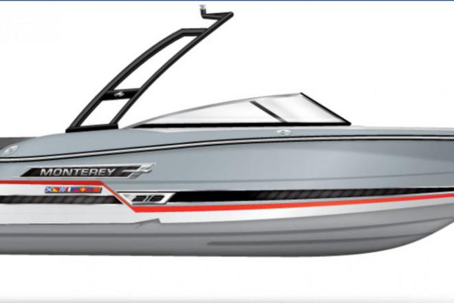 2022 Monterey 218 SS