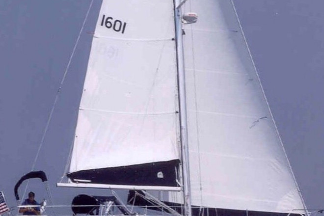 2002 Catalina 34 MK II