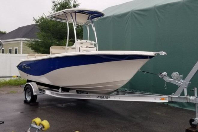 2021 Sea Chaser 20 HFC