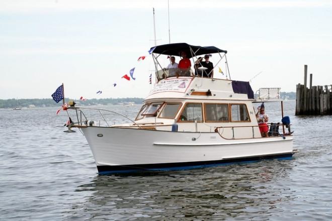 1987 Island Gypsy Trawler