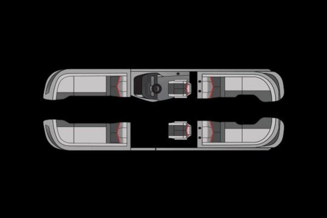 2021 Manitou 25 XT RFX Dual