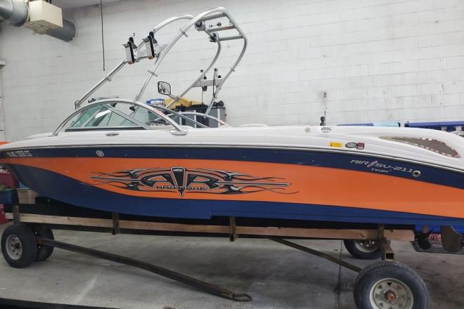 2007 Nautique SV211