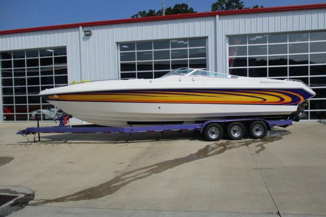2005 Baha Cruisers 340 Mach 1