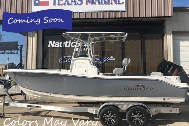 2021 Nautic Star 2302 LEG DLX