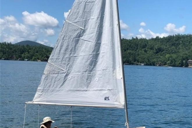 2018 Trinka Rowing/Sailing Dinghy