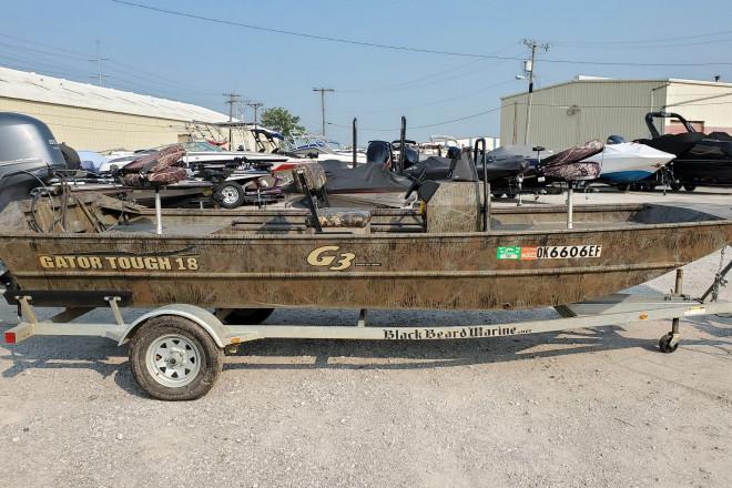 2020 G3 Boats 18 CCJ CAMO