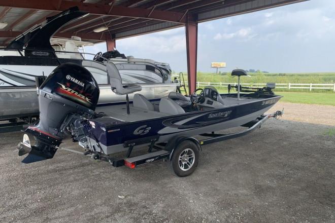 2018 G3 Boats Sportsman 19