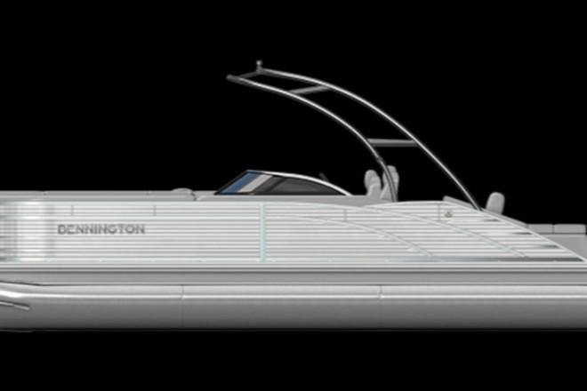 2021 Bennington R Series 23