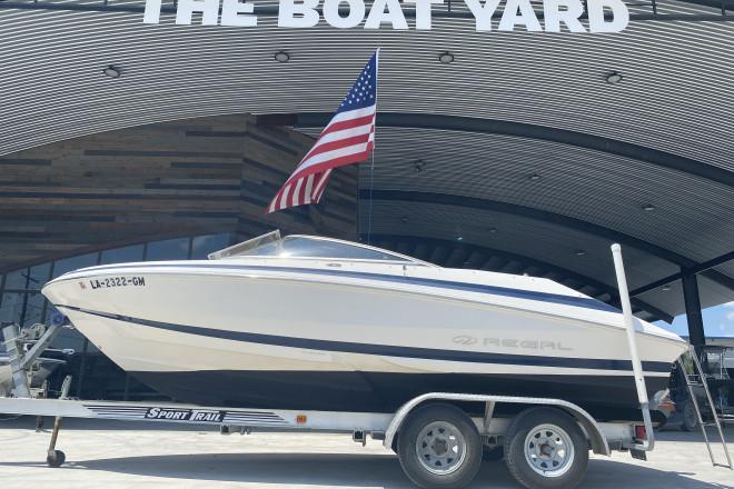 2007 Regal Sport Boat 2000 Bowrider