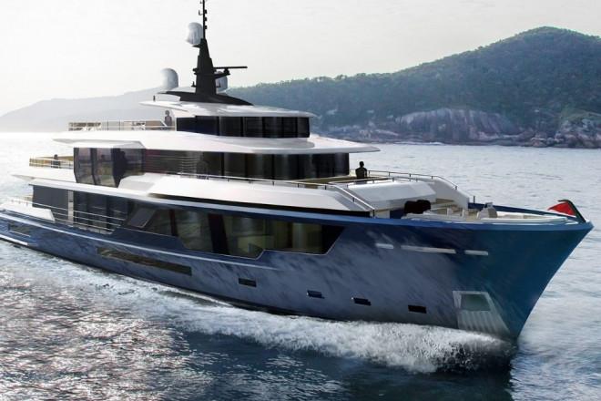 2021 Custom Built  MCP Yachts 40M