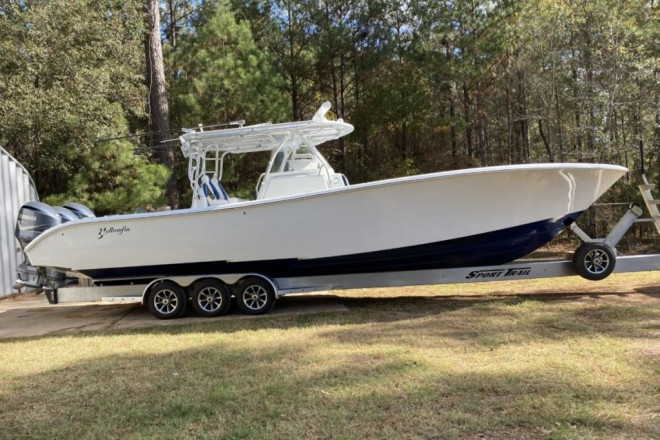2016 Yellowfin 39 Offshore