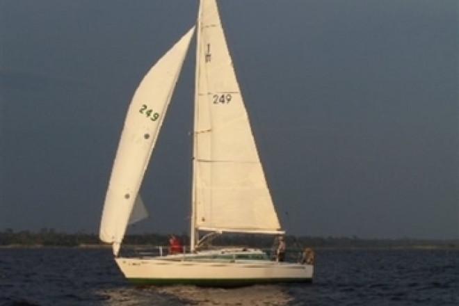 1980 J Boats J30 Tillotson Pearson Yachts