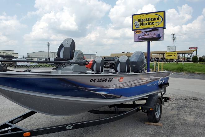 2016 G3 Boats ANGLER V172C