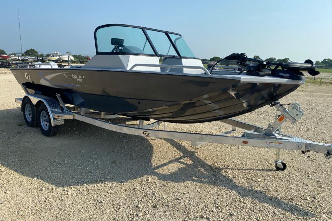 2021 G3 Boats Sportsman 2100