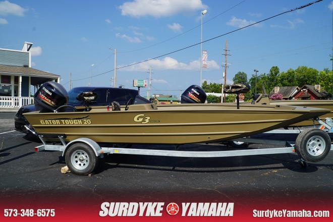 2021 G3 Boats 20 SC DBN