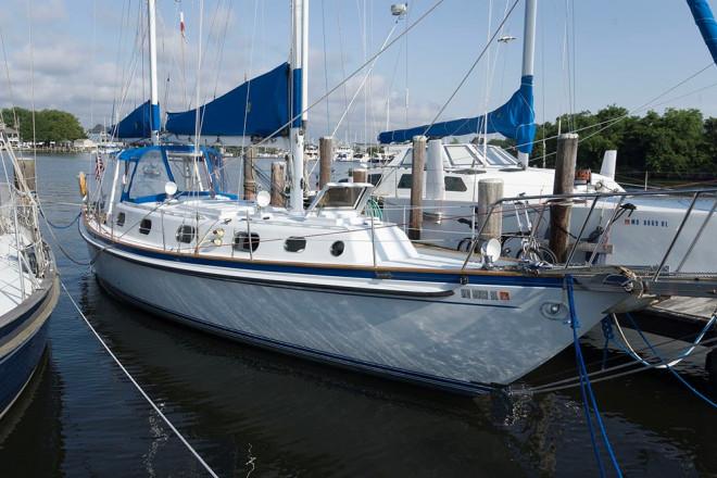 1972 Morgan Bermuda 40