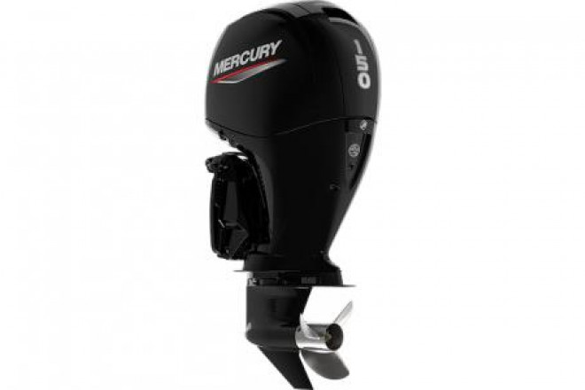 2021 Mercury FourStroke 150 HP - 25 in. Shaft Pacemaker