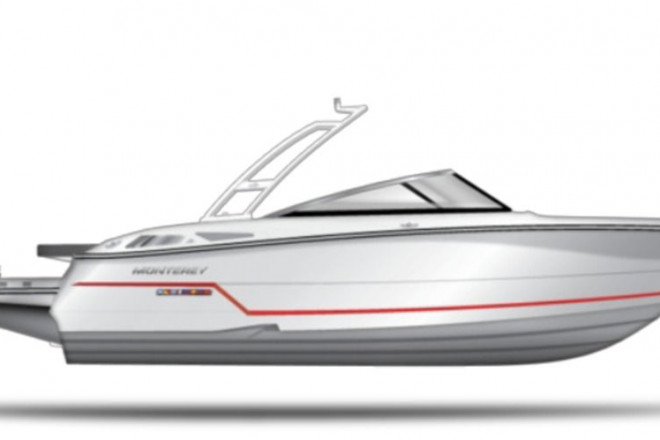 2022 Monterey 275SS