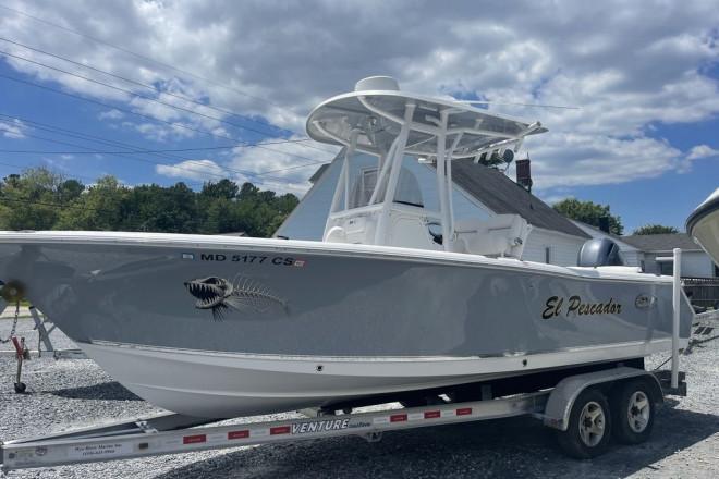 2017 Sea Hunt Ultra 234