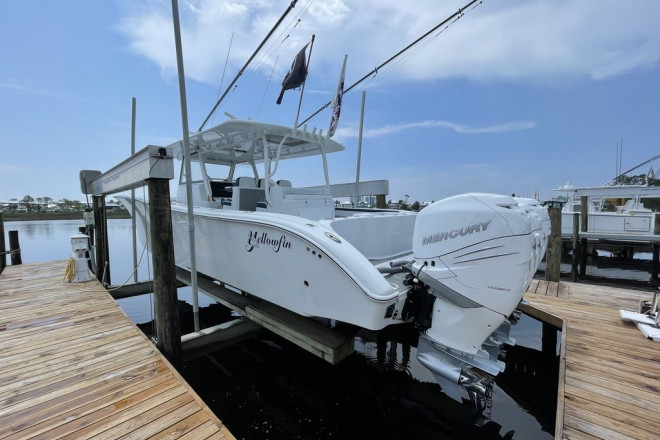 2020 Yellowfin Offshore Series 42