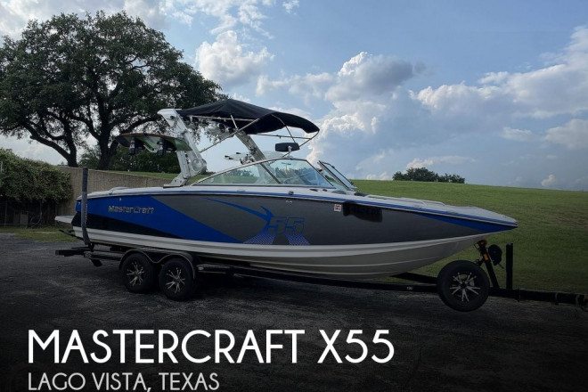 2013 Mastercraft X55