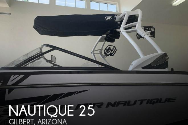 2014 Nautique G25 Super Air