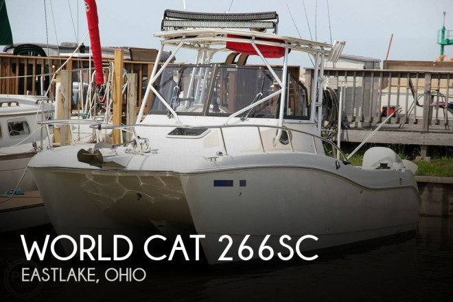 1999 World Cat 266SC