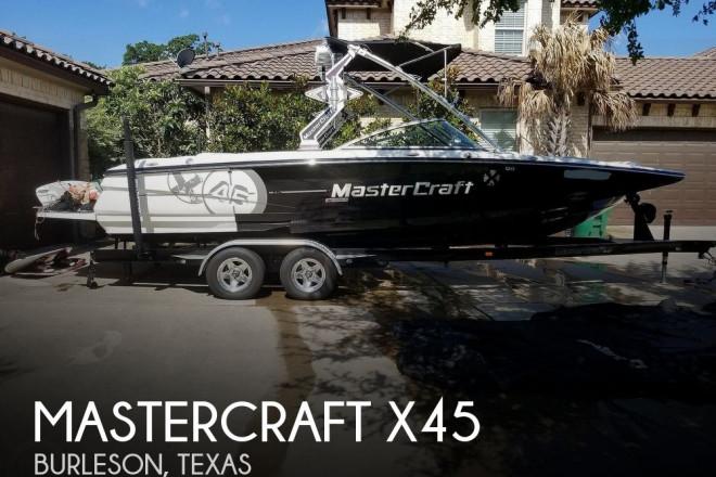 2008 Mastercraft x45