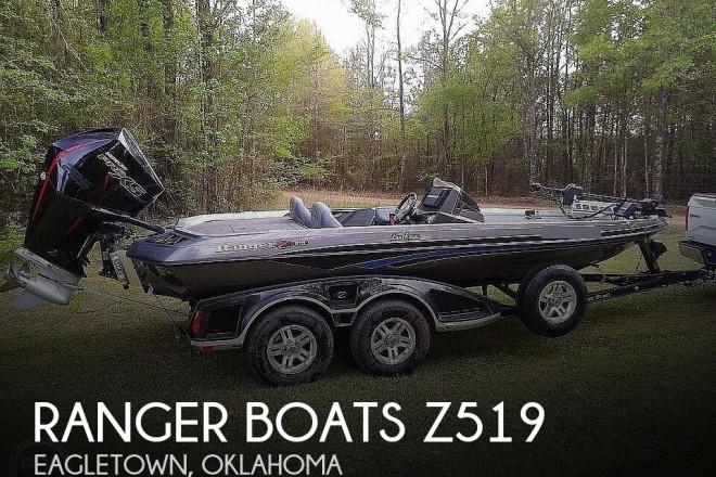 2019 Ranger Z519
