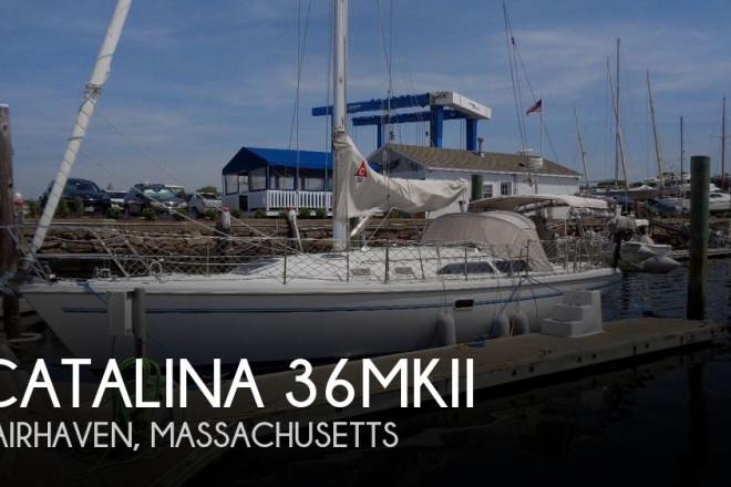 1997 Catalina 36MKII