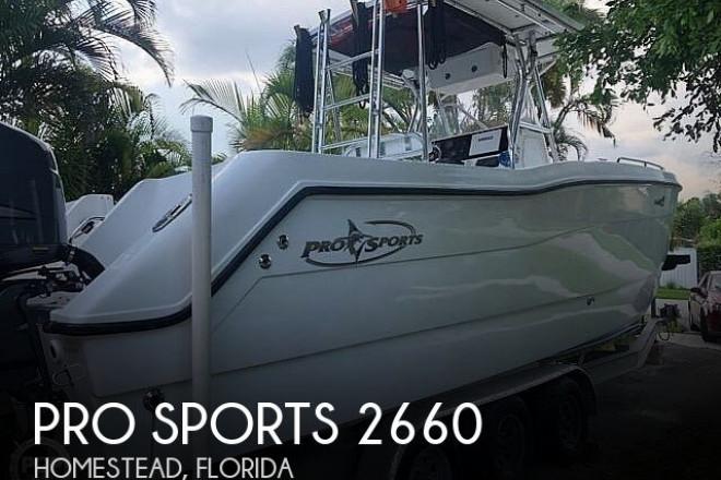2002 Pro Sport 2660 ProKat