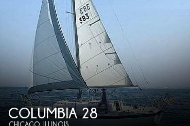 1972 Columbia 28