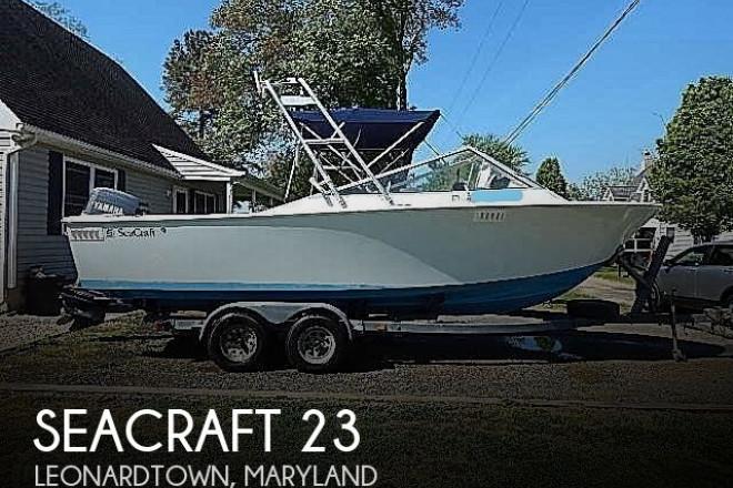 1973 Sea Craft 23