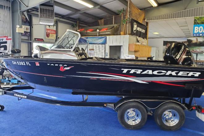 2015 Tracker TAR 18WT