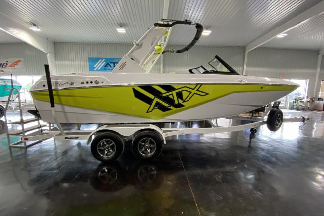 2021 ATX Surf Boats ATX22