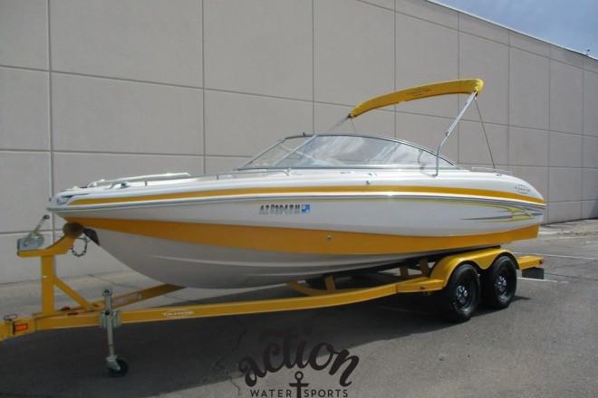 2007 Tahoe Q8S Bowrider