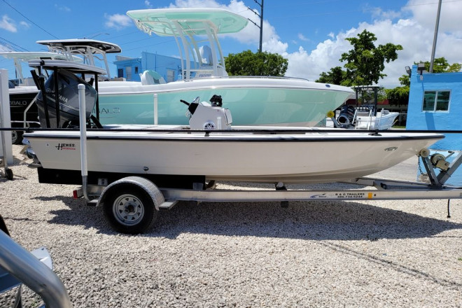 2001 Other 16' Redfisher