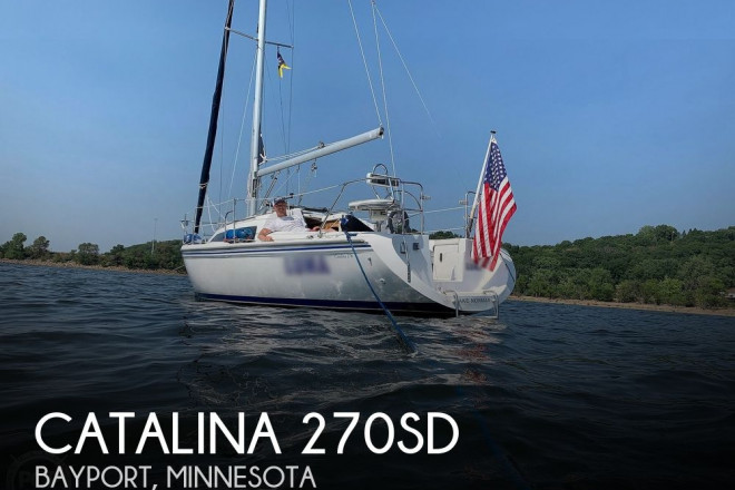 2005 Catalina 270SD