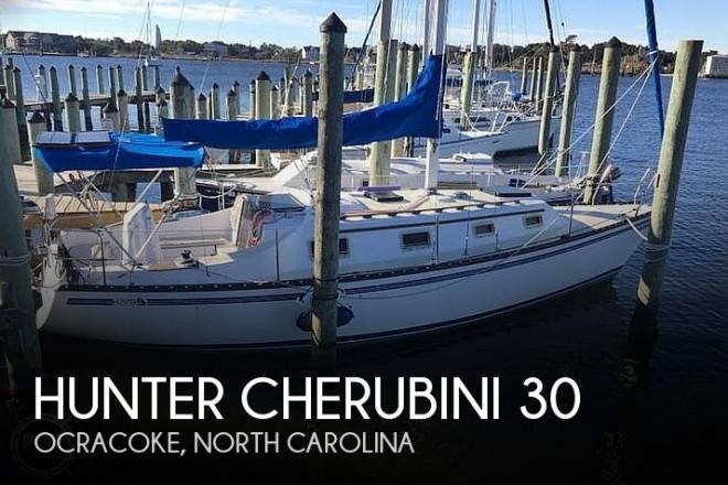 1981 Hunter Cherubini 30