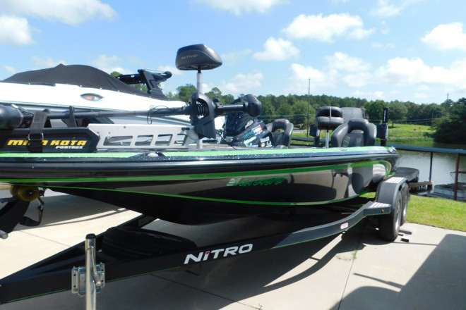 2018 Nitro Z19 Z-PRO Package