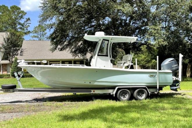 2019 Sea Hunt BX25 FS