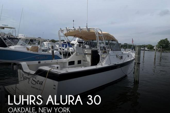 1988 Luhrs Alura 30