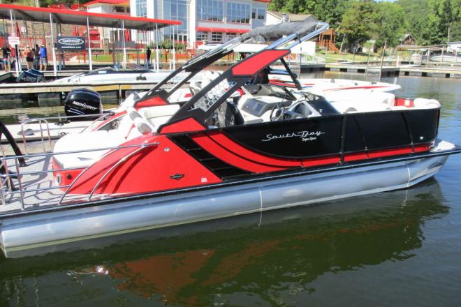2022 South Bay 25 Sport SL DC 3.0+